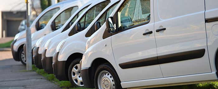 Great Deals on Contract Hire Vans