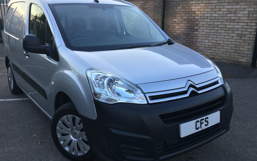Citroen Berlingo 1.6 HDi L1 625 Enterprise Panel Van 5d | £137.50 Per Month | 2016, '16 Plate' | 1 Owner | FSH