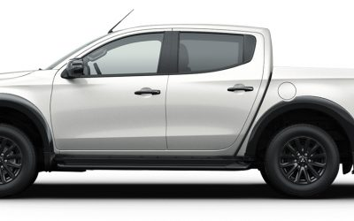 New – Clean-Air Zone Friendly – Mitsubishi L200 Pick-Up On Sale